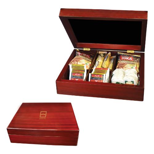 هدیه تبلیغاتی جعبه چوبی کد ۱۰۴