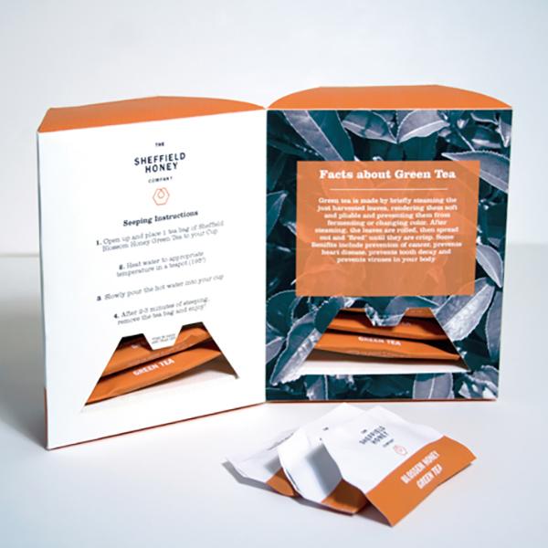 هدیه تبلیغاتی چای و دمنوش سفارشی کد 6