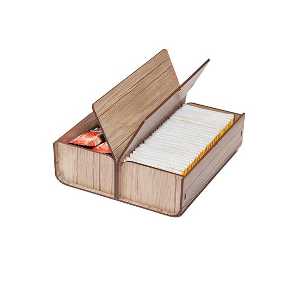 هدیه تبلیغاتی جعبه پذیرایی BH4